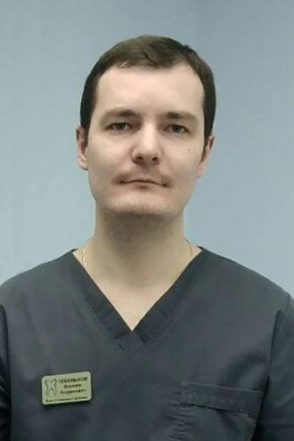 Тебеньков Кирилл Андреевич