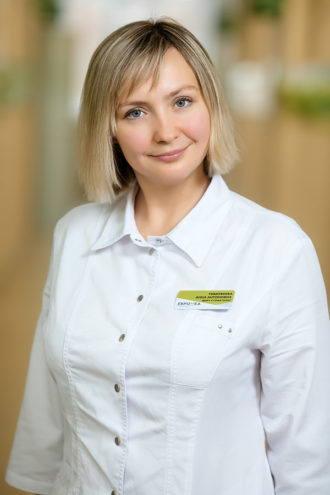 Тимофеева Анна Антоновна