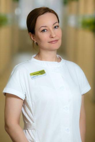 Рожкова Елена Владмировна
