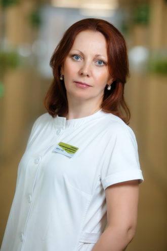 Гуничева Наталья Владимировна