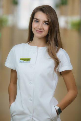 Исупова Анастасия Александровна